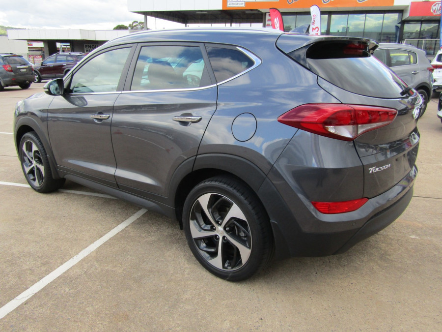 2016 MY17 Hyundai Tucson TL Elite Suv Image 5