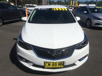 2017 Holden Astra BL Turbo LT Sedan