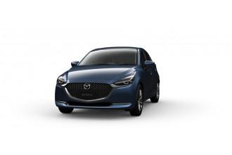 2021 MY20 Mazda 2 DJ Series G15 Evolve Hatchback Image 3