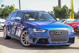 Audi RS 4 Avant Quattro 8K