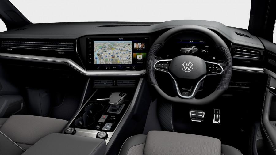2020 MY21 Volkswagen Touareg CR 210TDI R-Line Suv Image 8