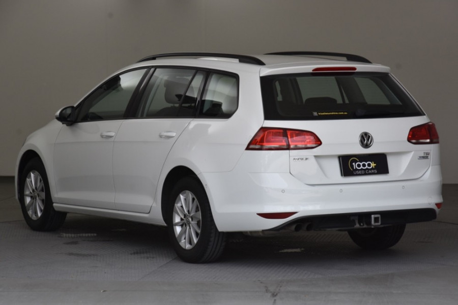 2015 MY16 Volkswagen Golf 7 92TSI Wagon