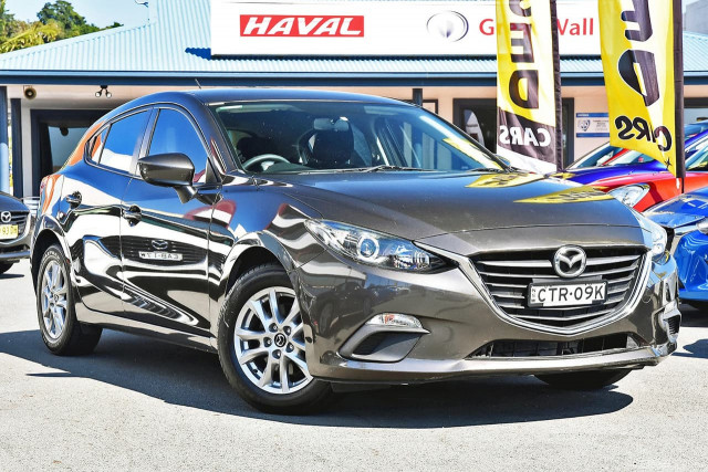 2013 Mazda 3 BL Series 2 Neo Hatch Hatchback