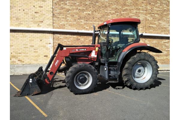 Case IH MXU 100 PRO Tractor crawler Image 2