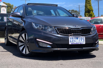 Kia Optima Platinum TF MY11