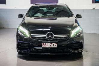 2017 Mercedes-Benz A-class W176 A45 AMG Hatchback Image 2