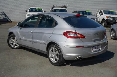 2011 Chery J3 M1X Hatchback Image 4