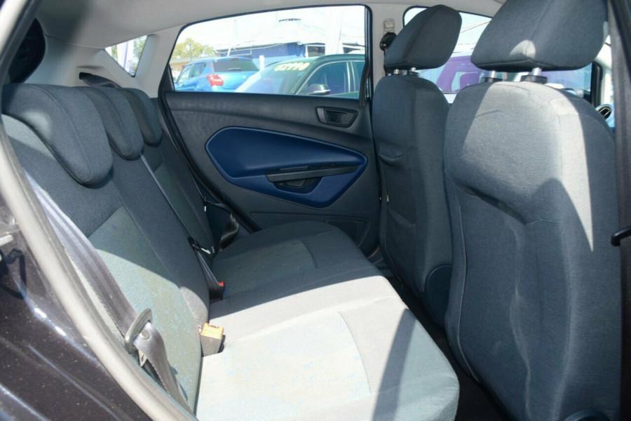2009 Ford Fiesta WS LX Hatchback
