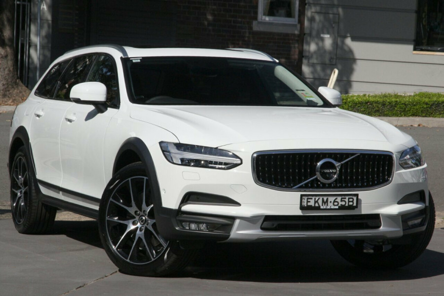2019 MY20 Volvo V90 Cross Country D5 Wagon Image 1