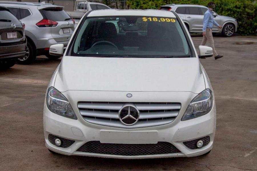 2012 Mercedes-Benz B180 246 BE Hatchback