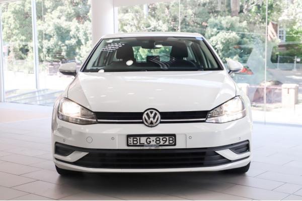 2017 Volkswagen Golf Hatch Image 4