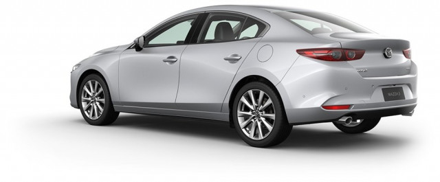 2020 Mazda 3 BP G25 Astina Sedan Sedan Mobile Image 18