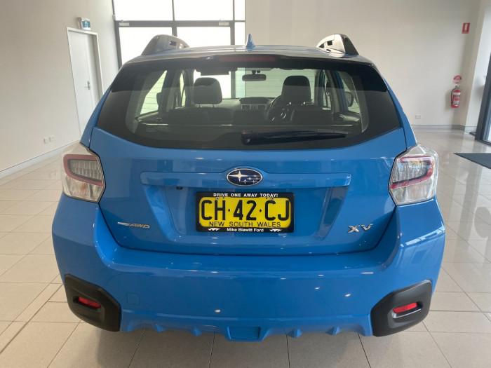 2016 Subaru XV G4-X 2.0i Suv Image 8