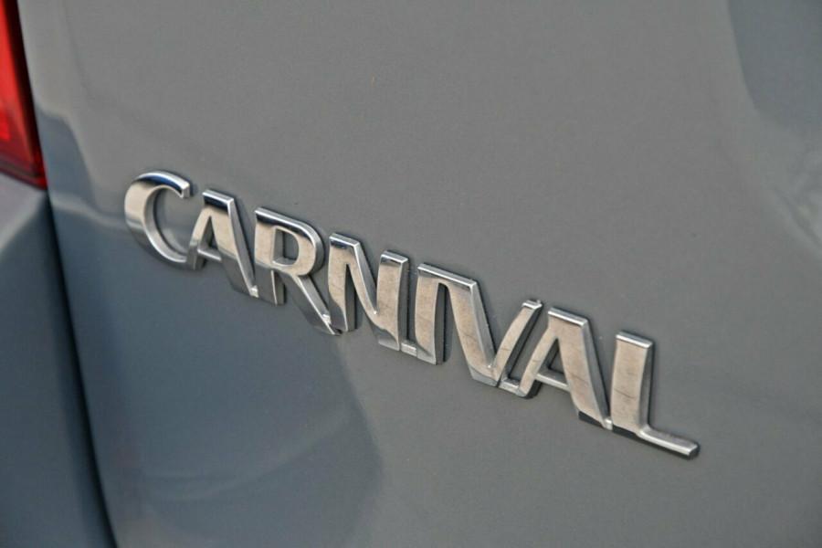 2007 Kia Carnival VQ MY07 EX Wagon