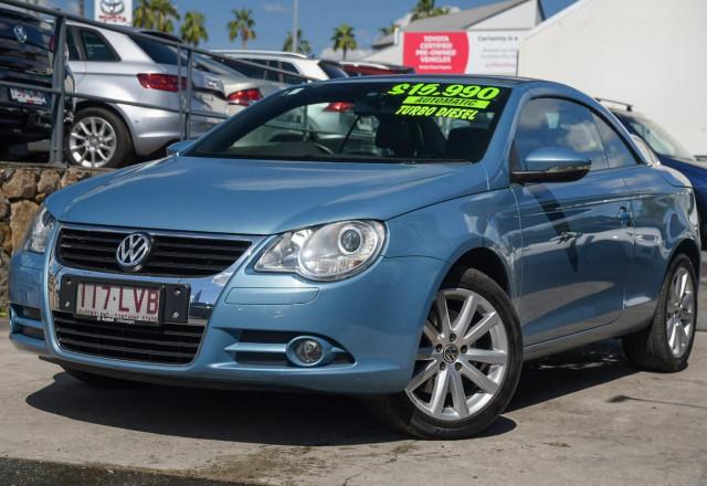 2009 Volkswagen Eos 1F MY09 103TDI Convertible