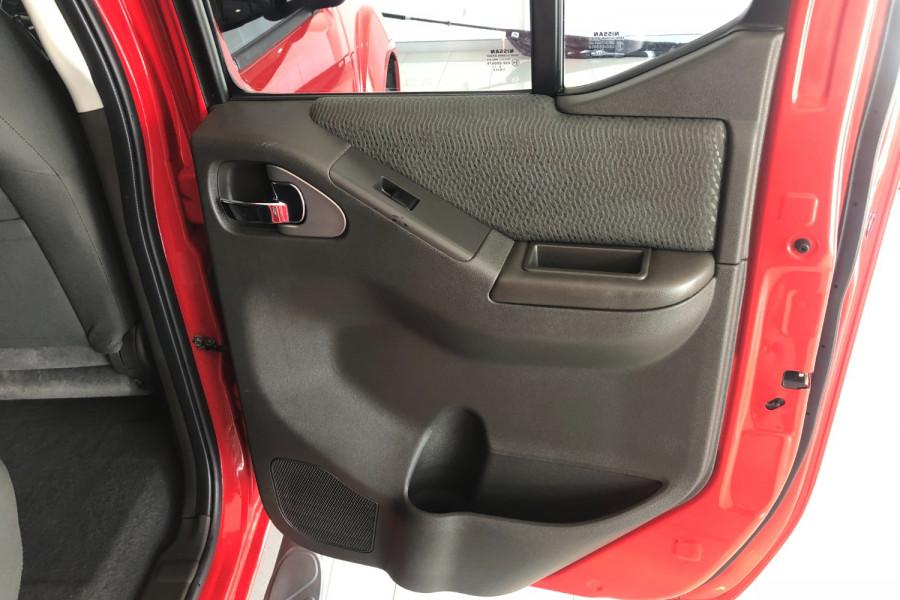 2012 Nissan Navara D40 S6 MY12 ST Utility Image 13