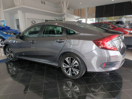 2017 Honda Civic 10th Gen MY17 VTi-LX Sedan
