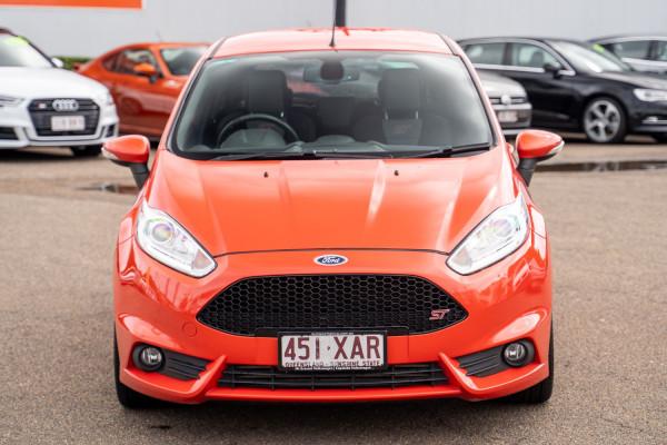 2015 Ford Fiesta WZ ST Hatch