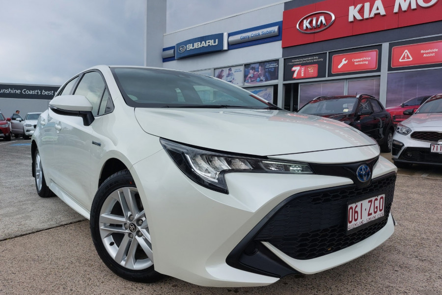 2019 Toyota Corolla A Image 1