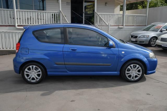 2006 Holden Barina TK Hatchback Image 6
