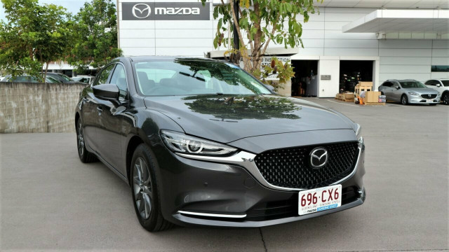 2021 Mazda 6 GL Series Touring Sedan Sedan Mobile Image 2