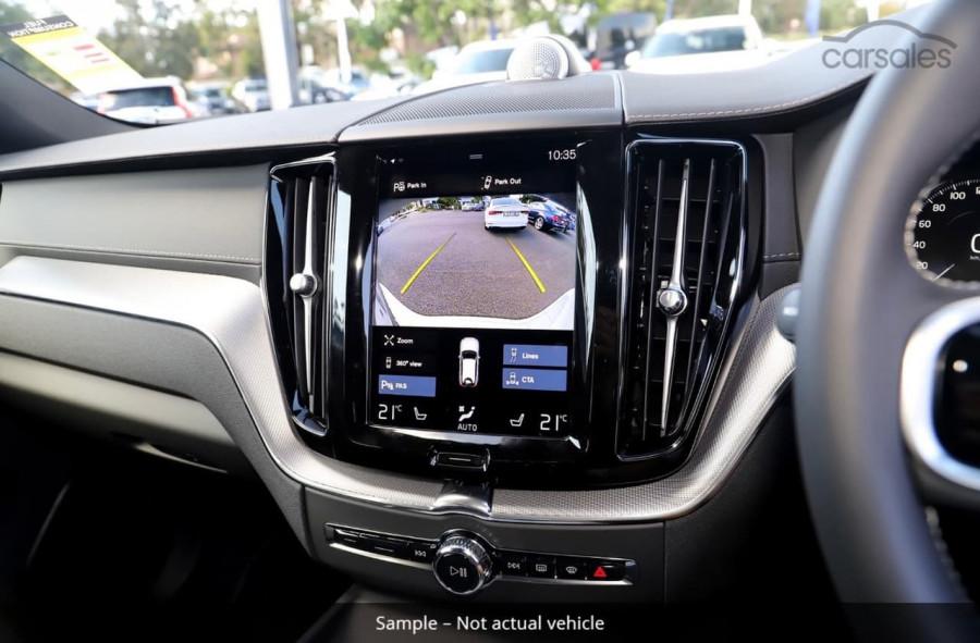 2021 Volvo XC60 UZ T6 R-Design Suv Image 8