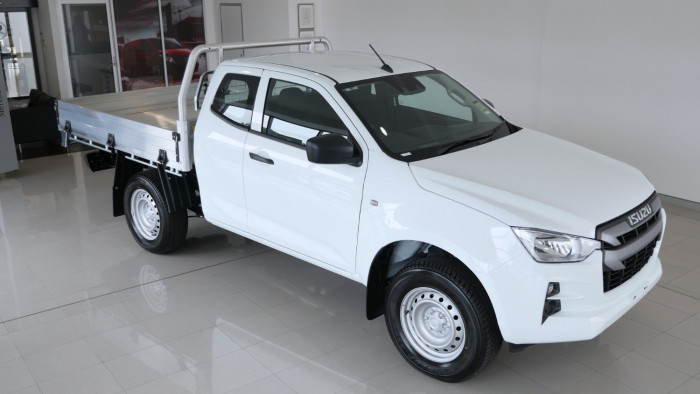 2020 MY21 Isuzu UTE D-MAX SX 4x4 Space Cab Chassis Cab chassis Image 1