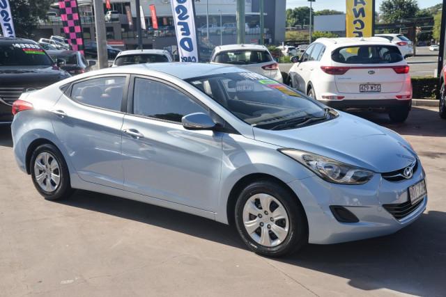 2012 Hyundai Elantra MD Active Sedan Image 5