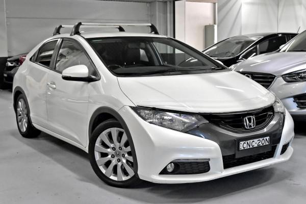 Honda Civic VTi-LN 9th Gen Ser II
