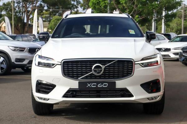 2019 MY20 Volvo XC60 UZ D5 R-Design Suv Image 2
