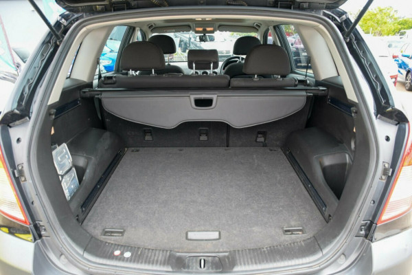 2012 Holden Captiva CG Series II 5 Suv Image 4