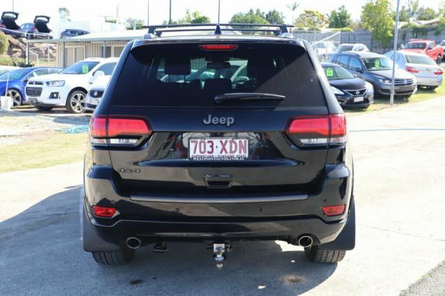 2016 Jeep Grand Cherokee WK MY16 75th Anniversary Suv Image 10