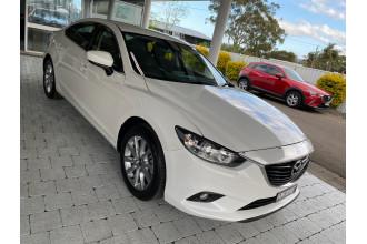 2016 Mazda Mazda6 GL1031 Sport Sedan Image 4