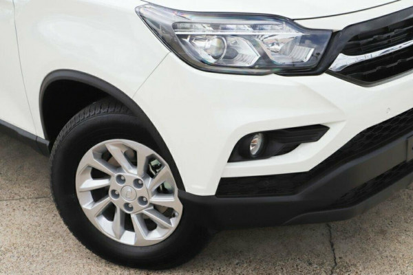 2020 SsangYong Musso Q201 MY20.5 ELX Utility