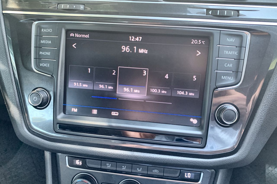 2017 Volkswagen Tiguan 5N MY17 132TSI Suv Mobile Image 9