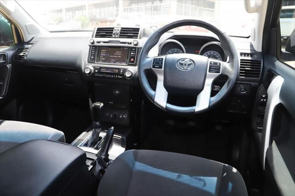2016 Toyota Landcruiser Prado GDJ150R GXL Suv Image 11
