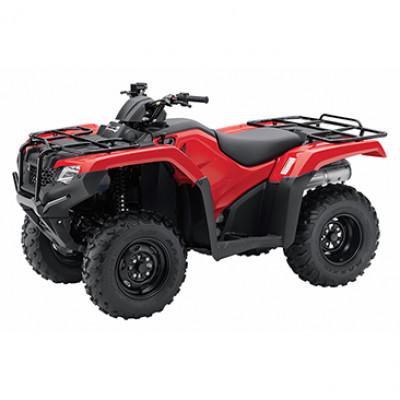 New Honda TRX420FA2