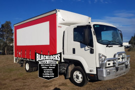 Isuzu F Series Curtainsider F Series