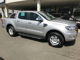 2018 Ford Ranger PX MkII 4x4 XLT Double Cab Pickup 3.2L Dual cab