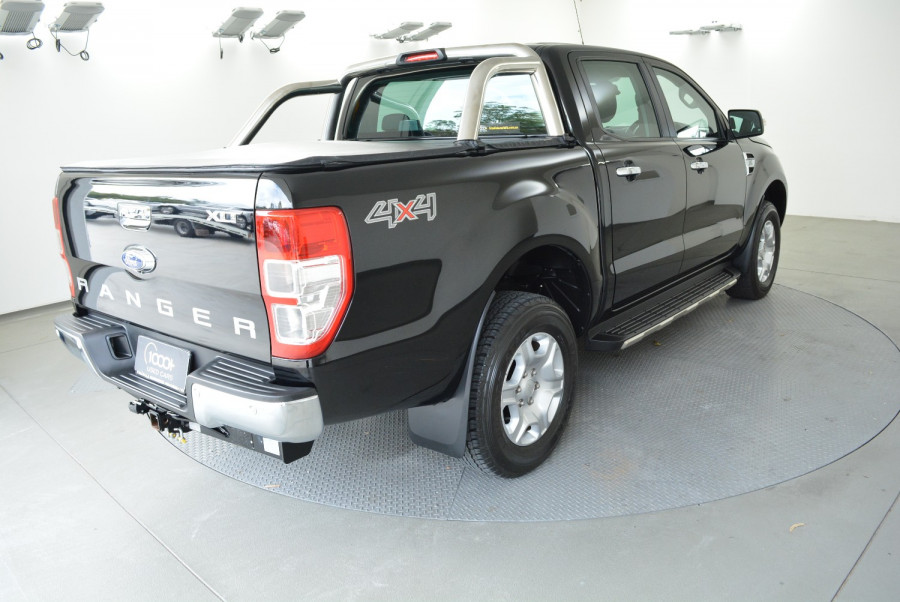 2017 Ford Ranger PX MkII XLT Dual cab Image 4