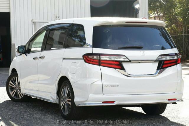 2020 MY0  Honda Odyssey 5th Gen VTi-L Wagon Image 3