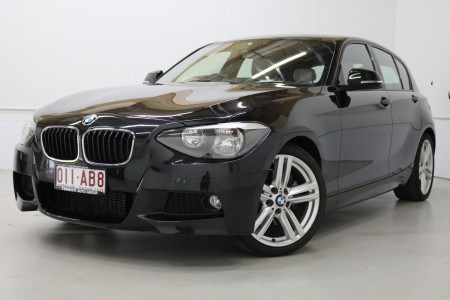 2012 BMW 1 Series F20 125I Hatchback