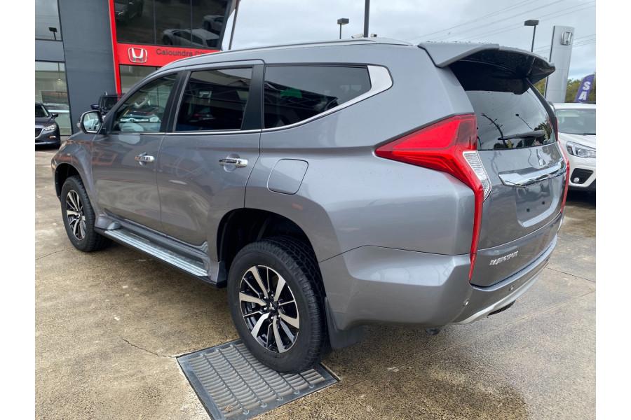 2019 Mitsubishi Pajero Sport QE  GLS Suv