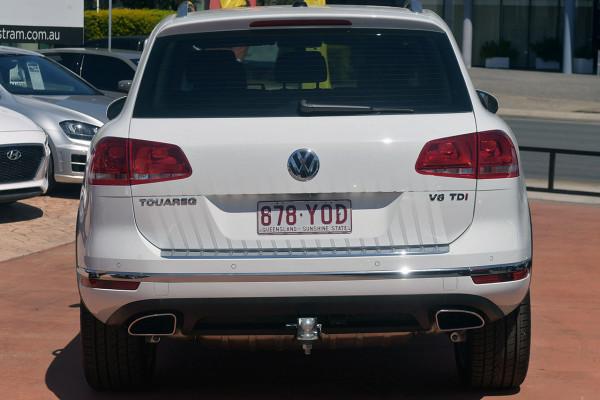 2018 Volkswagen Touareg 7P V6 TDI Suv Image 4