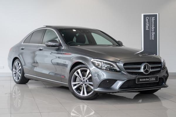 Mercedes-Benz C-class C300 e W205