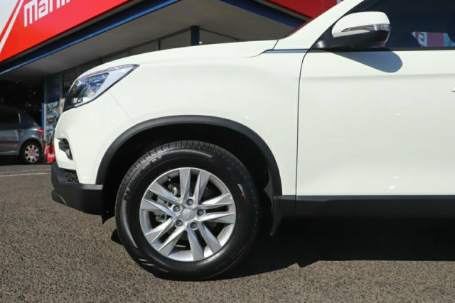 2019 SsangYong Musso Ultimate 6 of 22