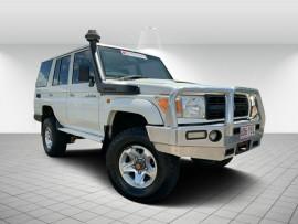 Toyota Landcruiser Workmate VDJ76R MY10
