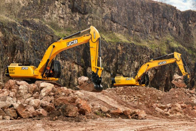New JCB JS 240LC Excavator