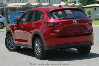 2021 Mazda CX-5 KF Series Touring Suv Image 3