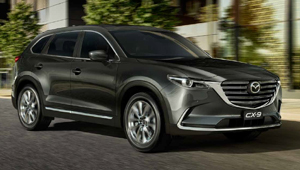 CX-9 New levels of sophistication